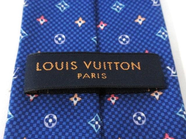 LOUIS VUITTON(ルイヴィトン)のクラヴァット・モノグラム ハーロー 8CM
