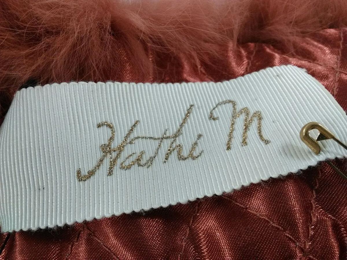 Hathi M(ハッティエム)のマフラー