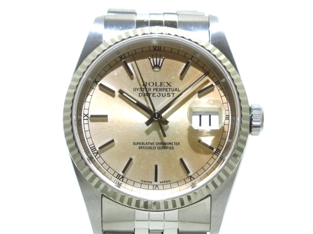 ROLEX(ロレックス)/腕時計/デイトジャスト/16234