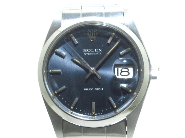ROLEX(ロレックス)のオイスターデイト