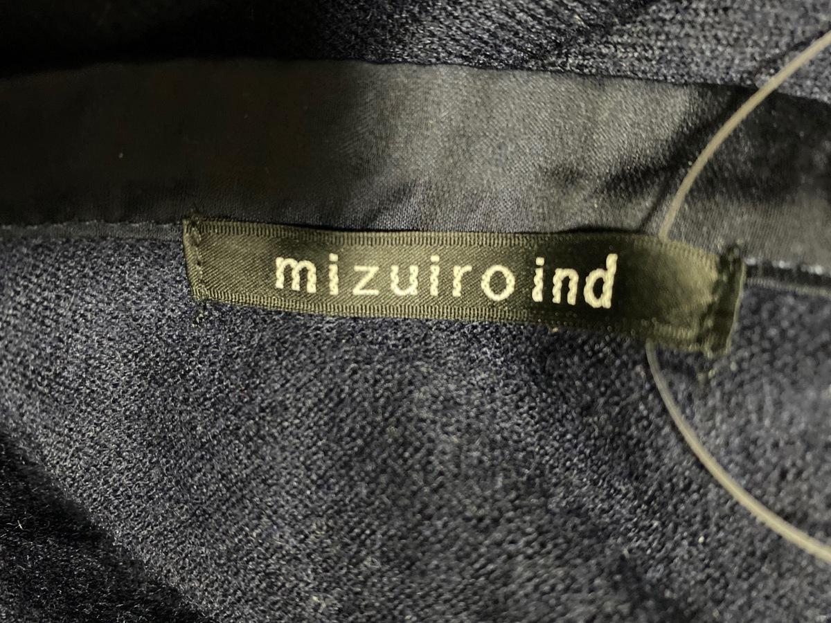mizuiro ind(ミズイロインド)のワンピース