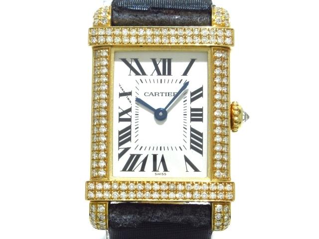 Cartier(カルティエ)のタンクシノワーズSM