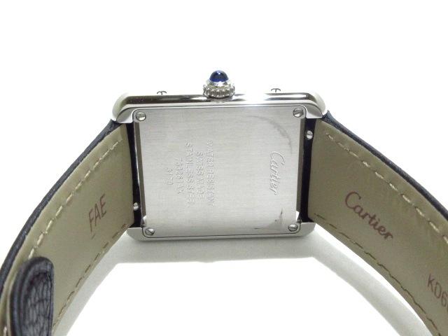 Cartier(カルティエ)のタンクソロSM