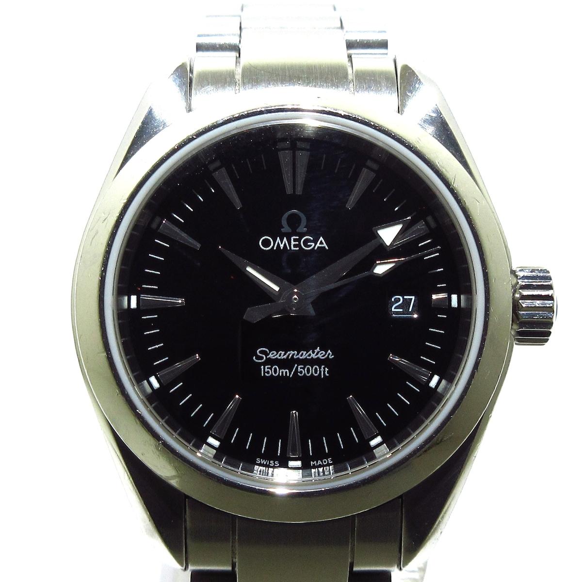 OMEGA(オメガ)のシーマスターアクアテラ