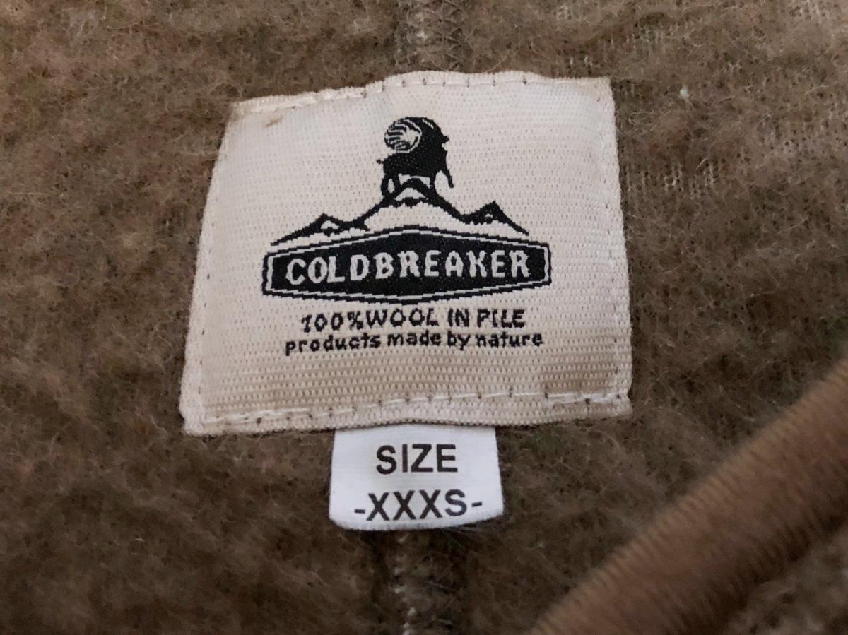 COLD BREAKER(コールドブレーカー)のブルゾン