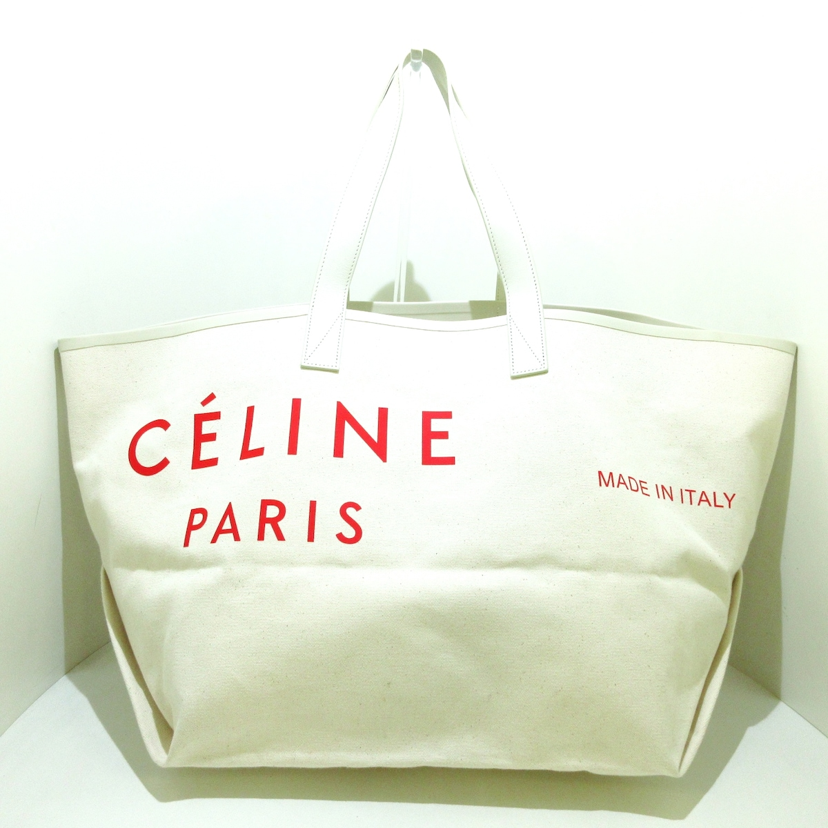 CELINE(セリーヌ)のメイドイントート ミディアム/ミディアムカバス