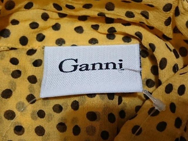 GANNI(ガニー)のシャツブラウス