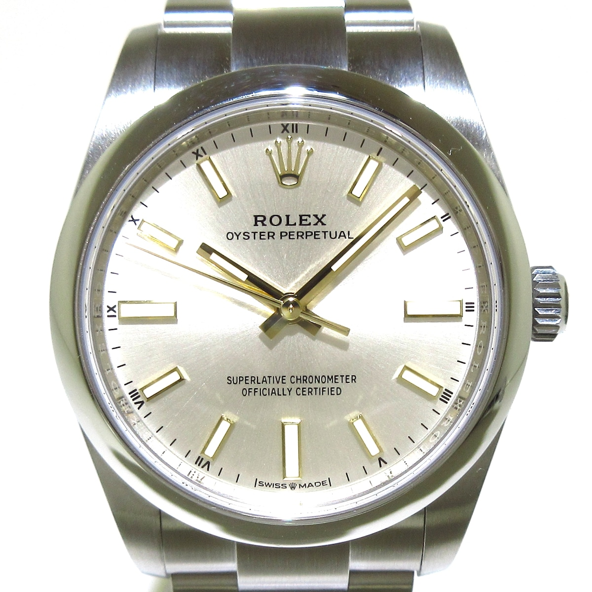 ROLEX(ロレックス)のオイスターパーペチュアル 34