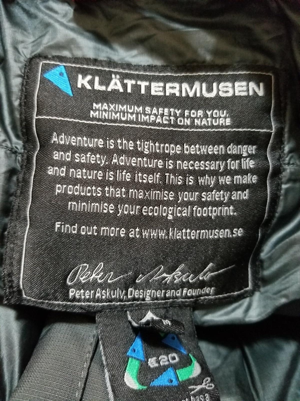 KLATTERMUSEN(クレッタルムーセン)のダウンジャケット