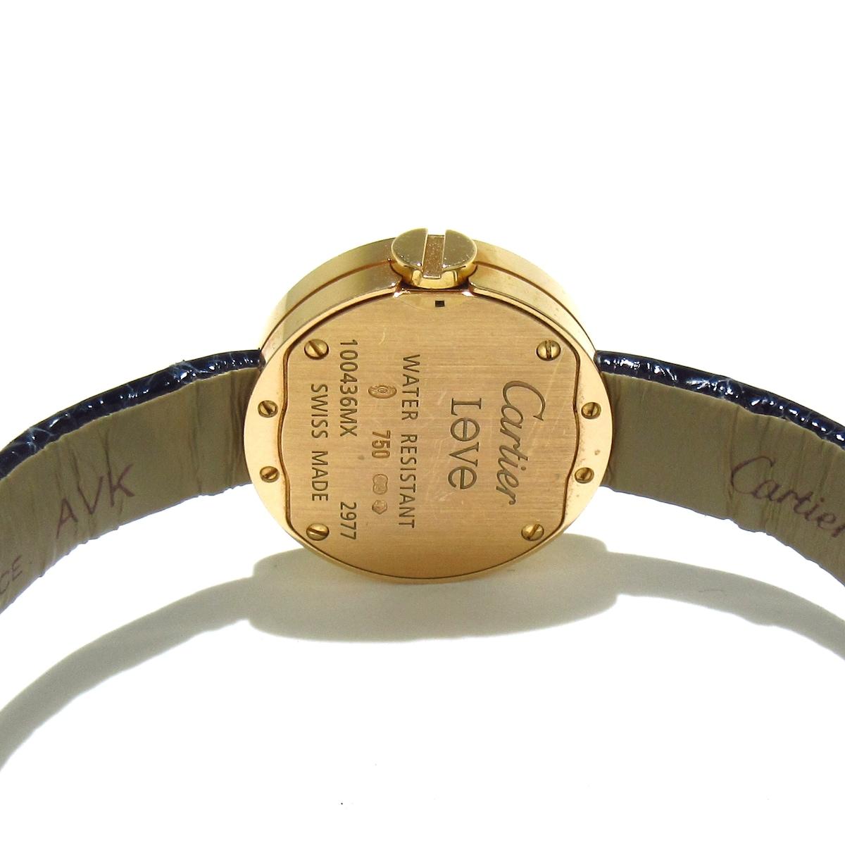 Cartier(カルティエ)のラブウォッチ