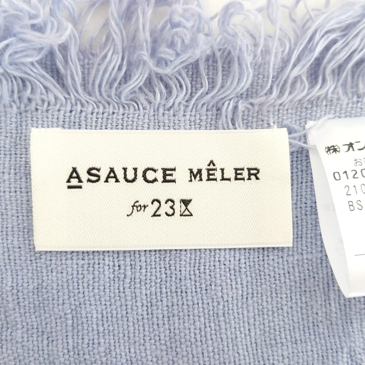 ASAUCE MELER(アソース メレ)のマフラー