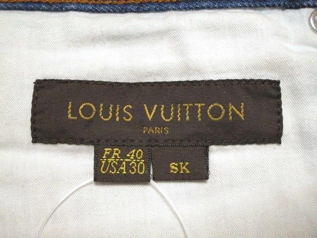 LOUIS VUITTON(ルイヴィトン)のジーンズ