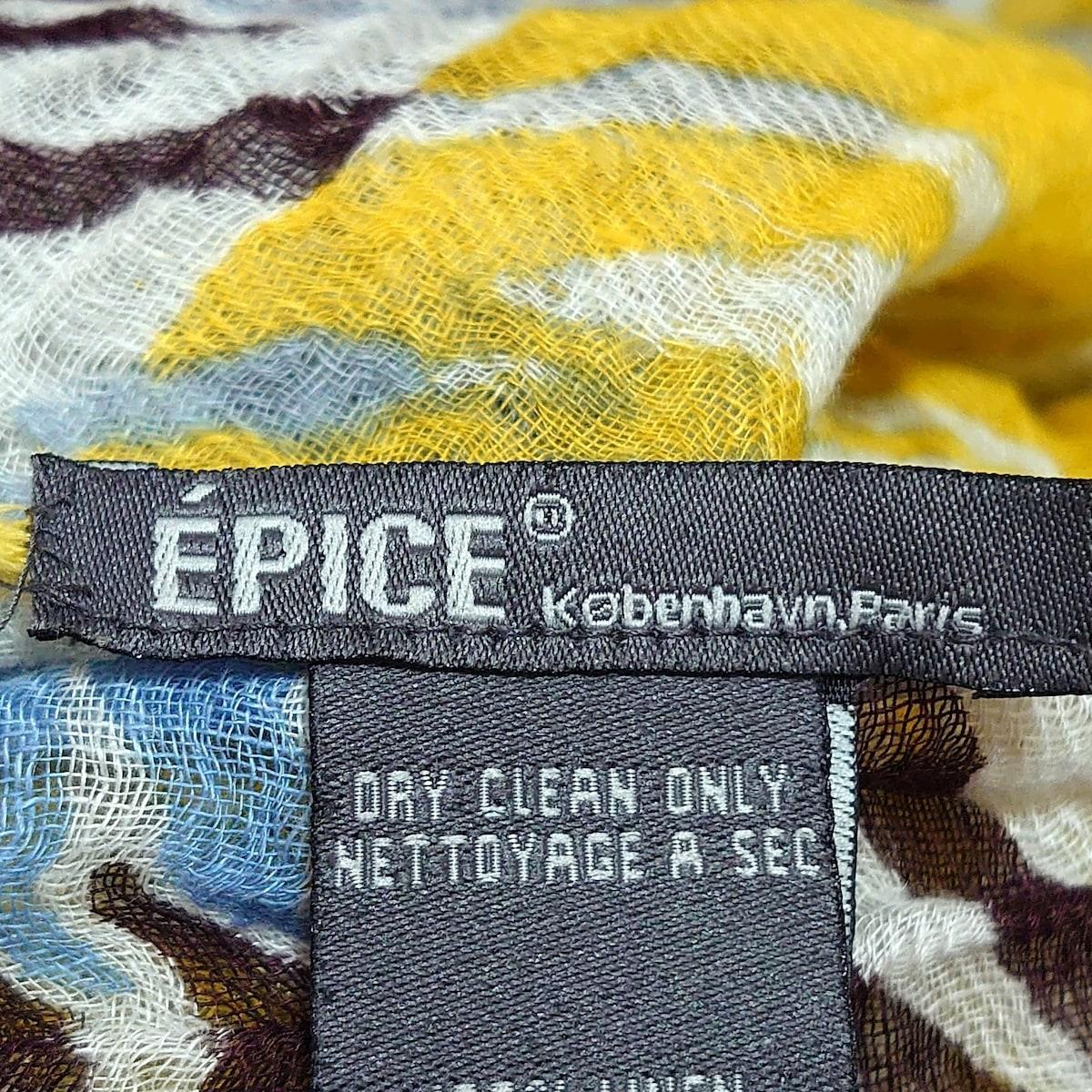 EPICE(エピス)のマフラー