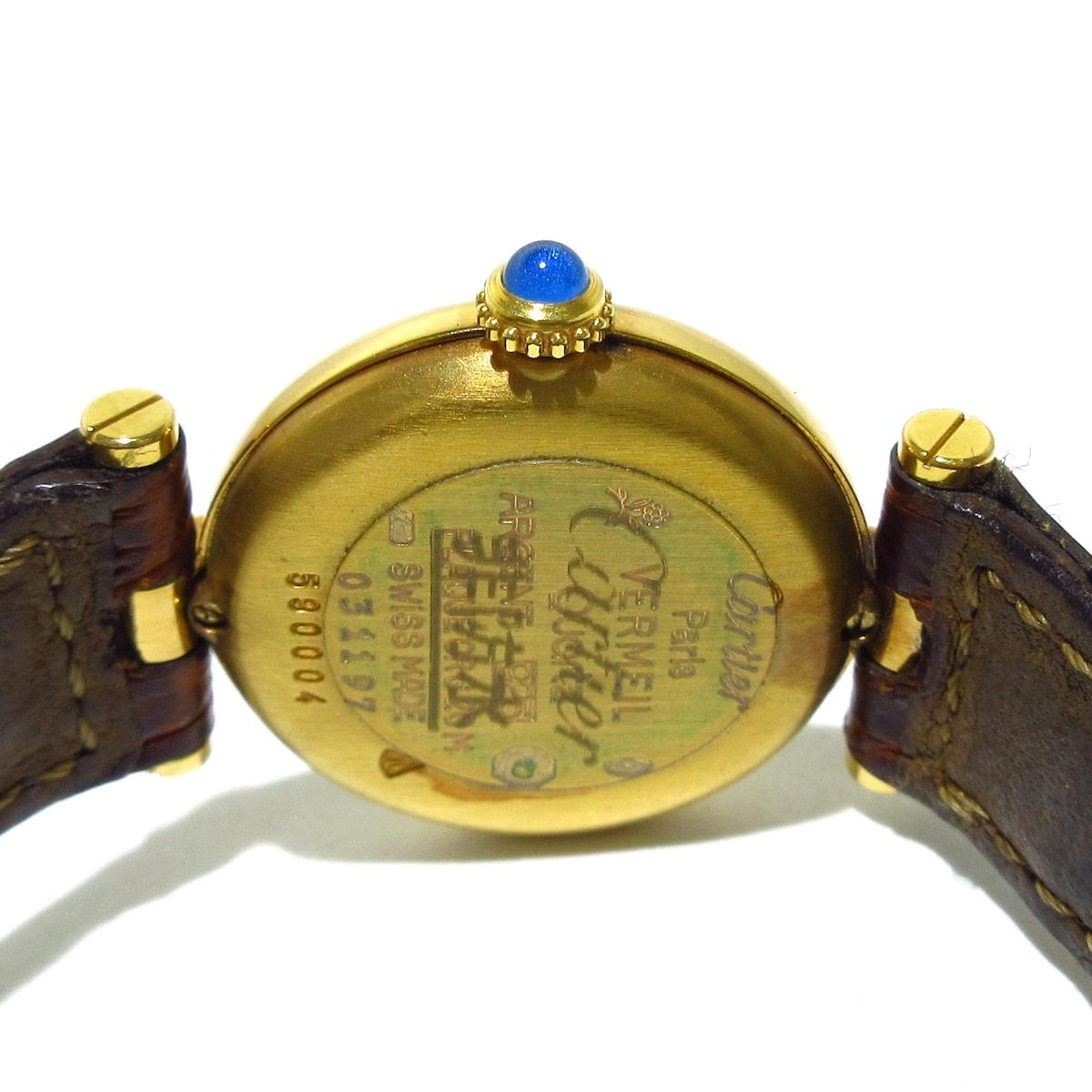 Cartier(カルティエ)のマストヴァンドームヴェルメイユ