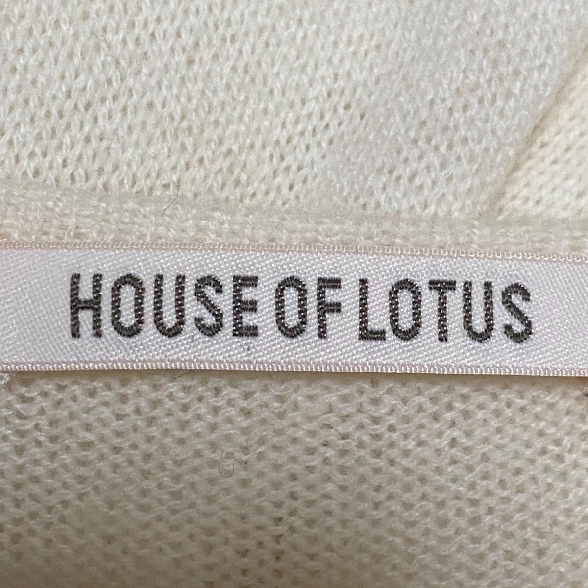 HOUSE OF LOTUS(ハウス オブ ロータス)のカーディガン