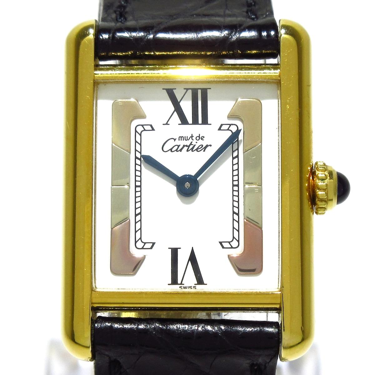 Cartier(カルティエ)のマストタンクヴェルメイユ