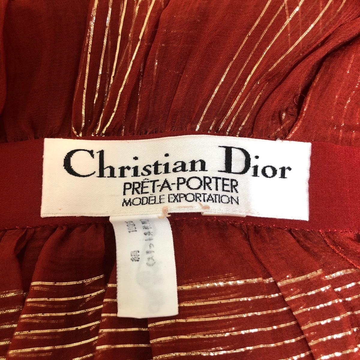 DIOR/ChristianDior(ディオール/クリスチャンディオール)のワンピース