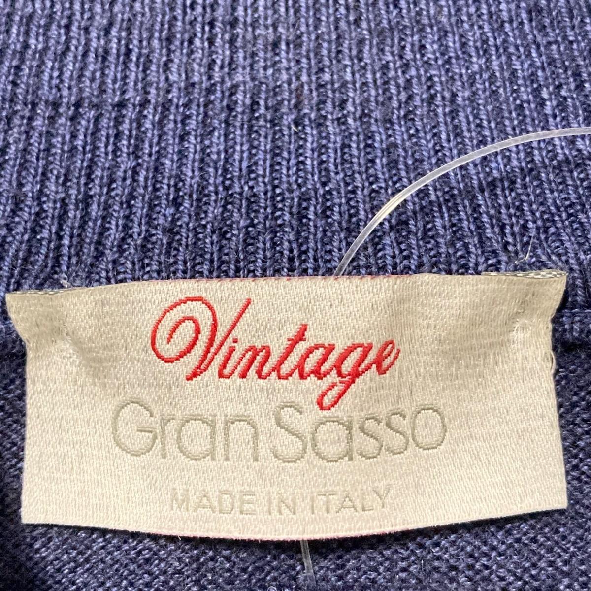 gran sasso(グランサッソ)のセーター