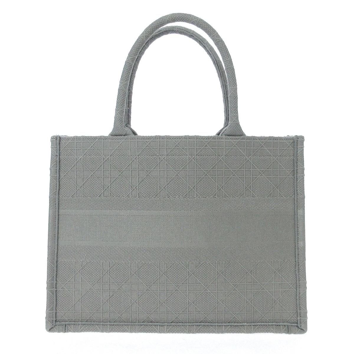 DIOR/ChristianDior(ディオール/クリスチャンディオール)のブックトートスモールバッグ