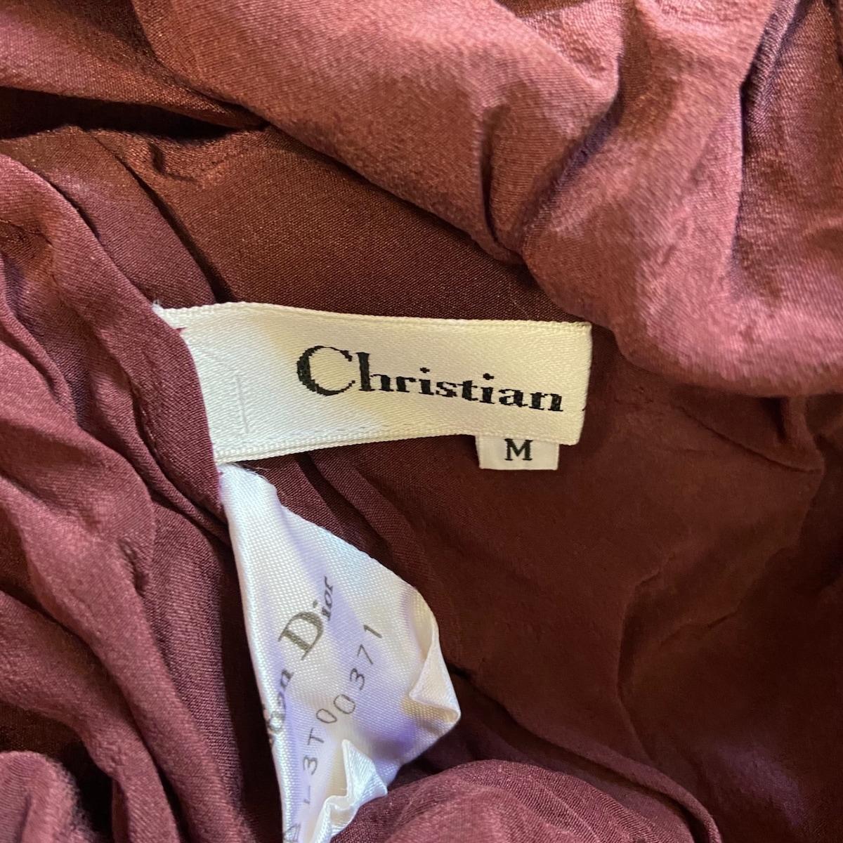 DIOR/ChristianDior(ディオール/クリスチャンディオール)のカットソー