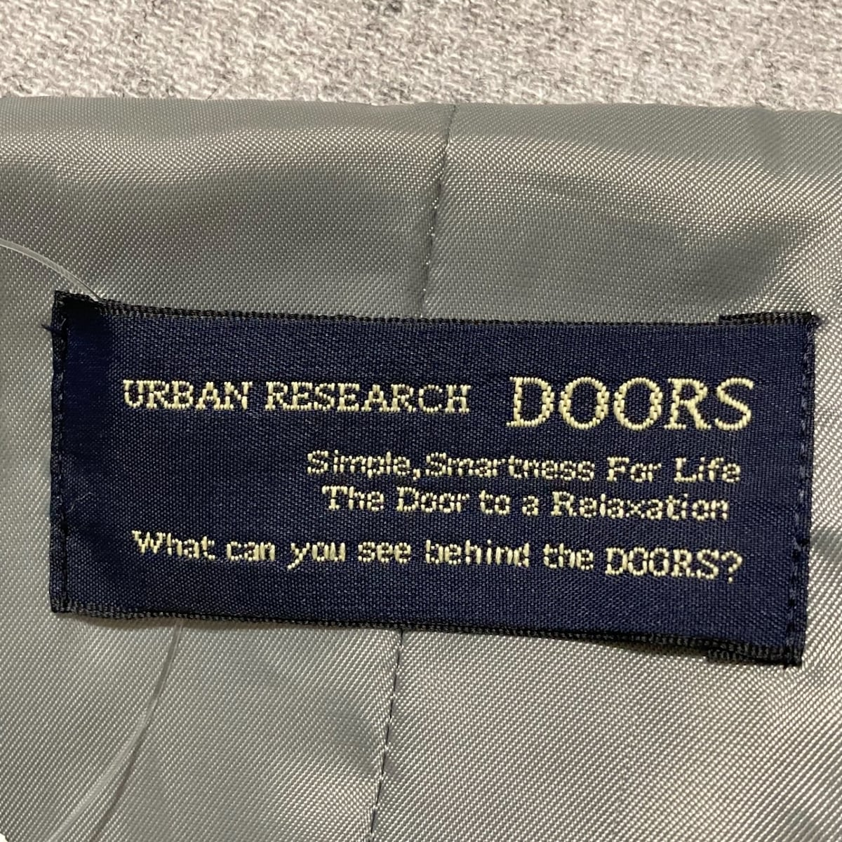 URBAN RESEARCH DOORS(アーバンリサーチドアーズ)のコート