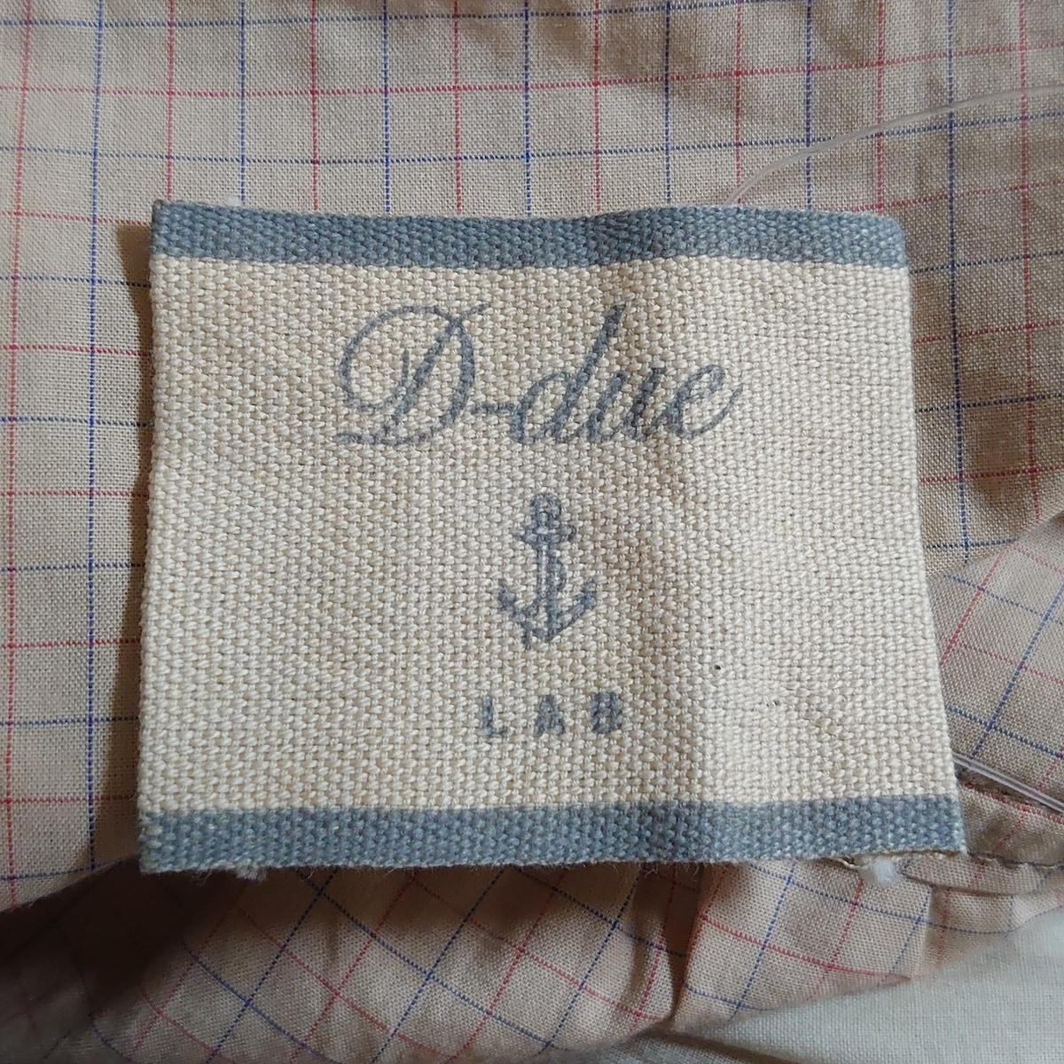 D-due H.P.FRANCE(デ・ドゥエ アッシュ・ペー・フランス)のスカート
