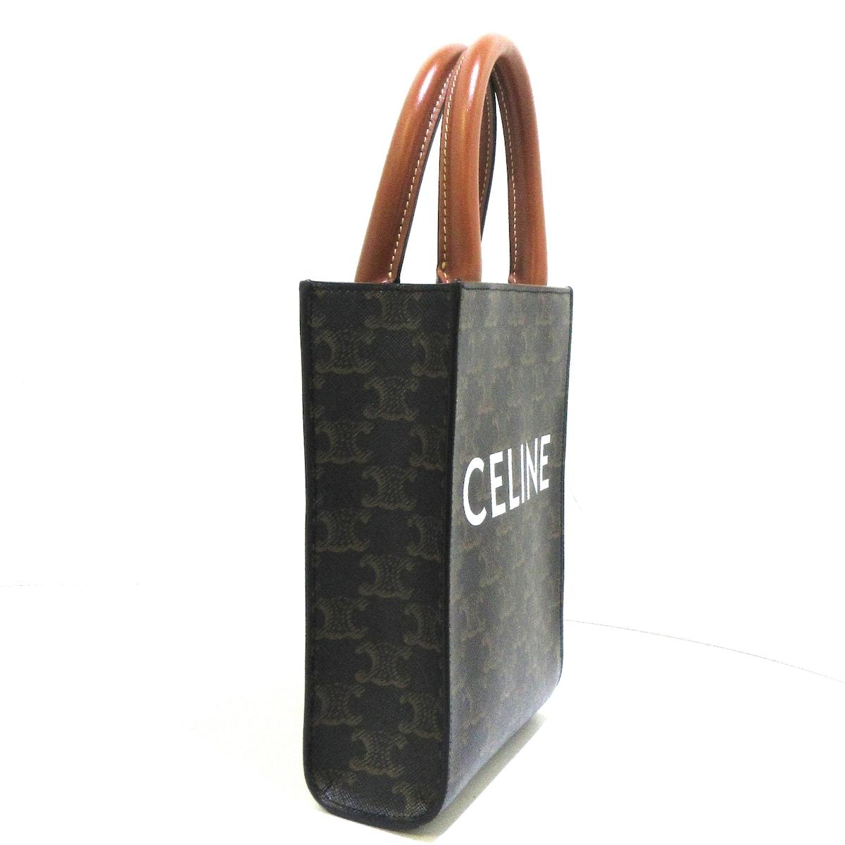 CELINE(セリーヌ)のミニ バーティカルカバ / トリオンフ