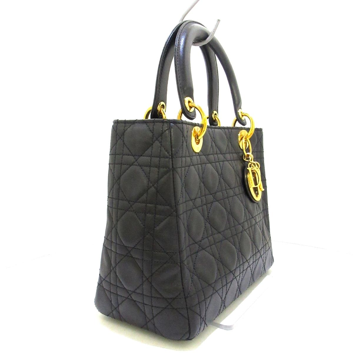 DIOR/ChristianDior(ディオール/クリスチャンディオール)のレディディオールミディアムバッグ