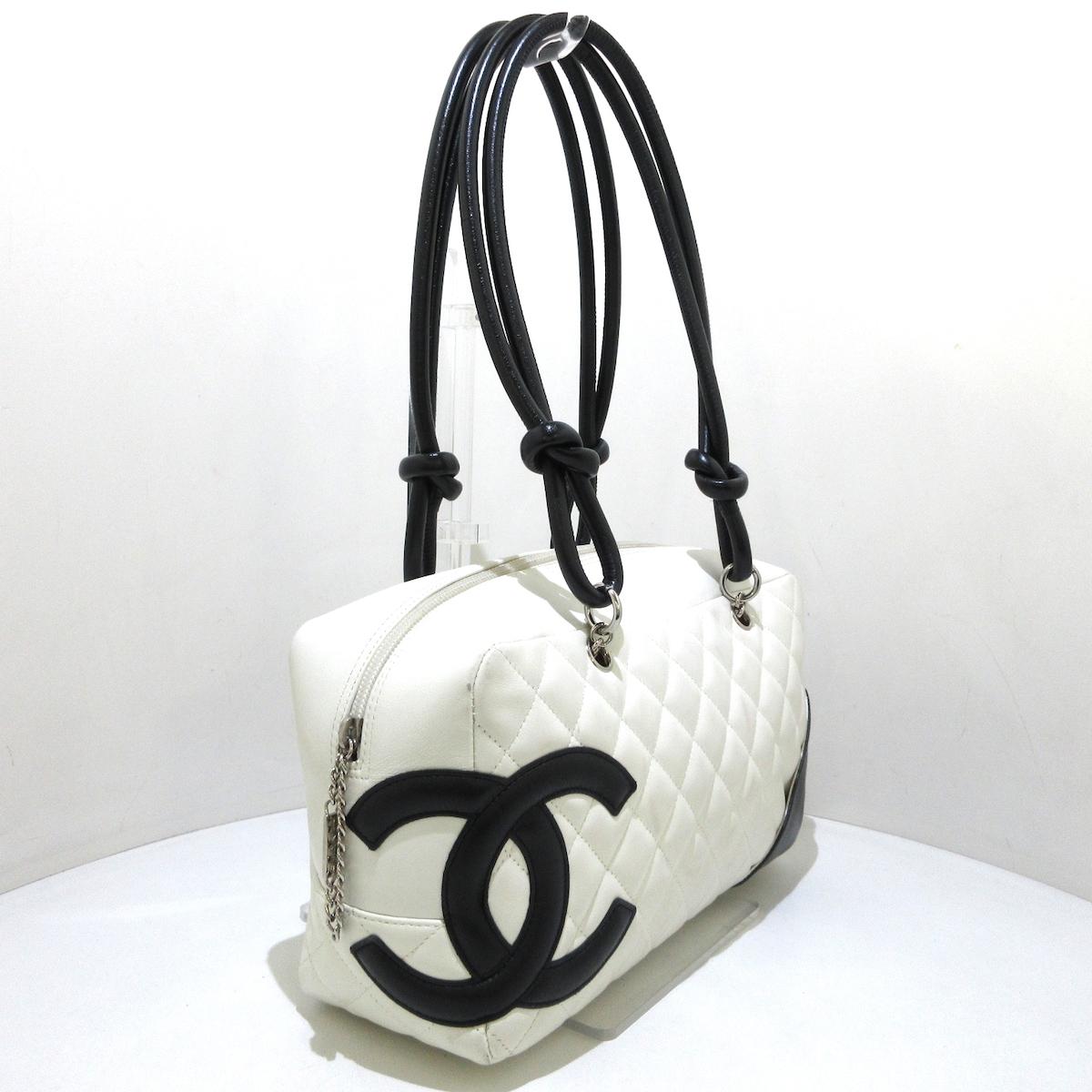 CHANEL(シャネル)のカンボンラインボーリングバッグ