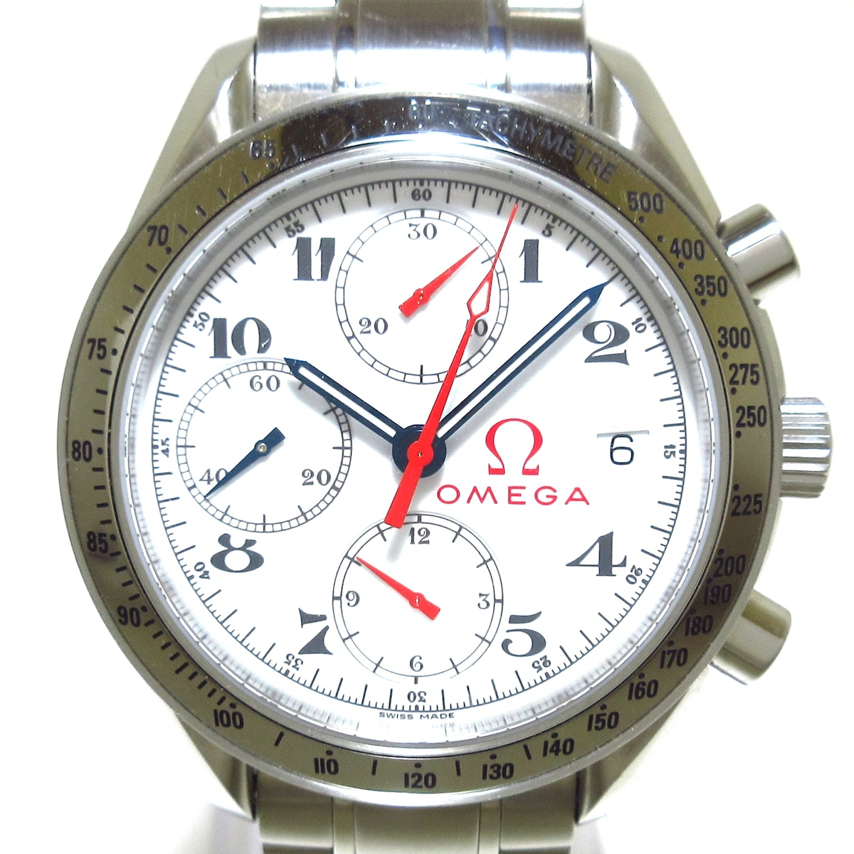 OMEGA(オメガ)のスピードマスターデイト