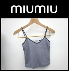 miumiu(ミュウミュウ)のその他トップス