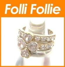 FolliFollie(フォリフォリ)のリング