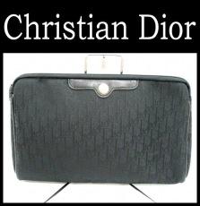 ChristianDior(クリスチャンディオール)のセカンドバッグ