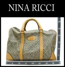 NINARICCI(ニナリッチ)のボストンバッグ
