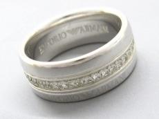 EMPORIOARMANI(エンポリオアルマーニ)のリング