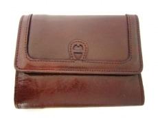 AIGNER(アイグナー)のWホック財布