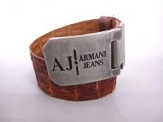 ARMANIJEANS(アルマーニジーンズ)のベルト