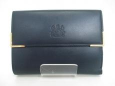 Aquascutum(アクアスキュータム)のWホック財布