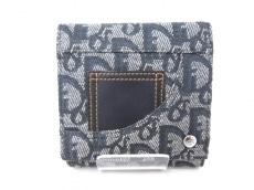 ChristianDior(クリスチャンディオール)の3つ折り財布
