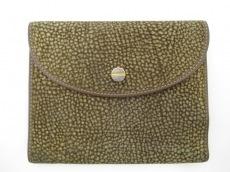 redwall BORBONESE(レッドウォールボルボネーゼ)の3つ折り財布