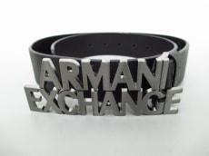 ARMANIEX(アルマーニエクスチェンジ)のベルト