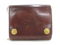 HYSTERIC(ヒステリック)の3つ折り財布