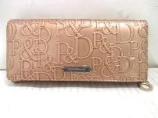 &byP&D(アンドバイピンキー&ダイアン)の長財布