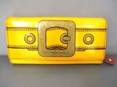 SAN HIDEAKI MIHARA(サンヒデアキミハラ)の長財布