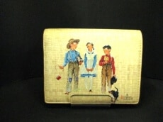 Norman Rockwell(ノーマン ロックウェル)の2つ折り財布