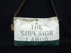 SuperiorLabor(シュペリオールレイバー)のショルダーバッグ
