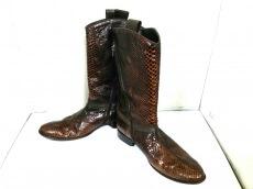 BRUNO BORDESE(ブルーノボルデーゼ)のブーツ