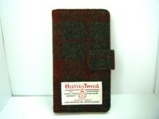 Harris Tweed(ハリスツイード)の小物入れ