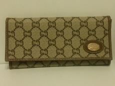 GUCCI PLUS(グッチプラス)の長財布