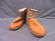 Harris Tweed(ハリスツイード)のブーツ